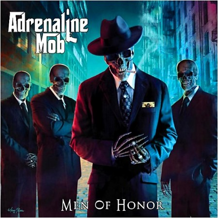 AdrenalineMob cover