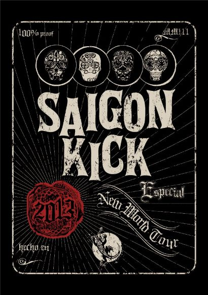 Saigon Kick 2013