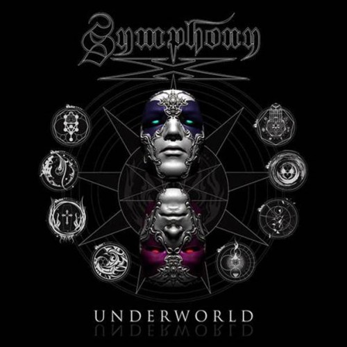 Symphony X cover