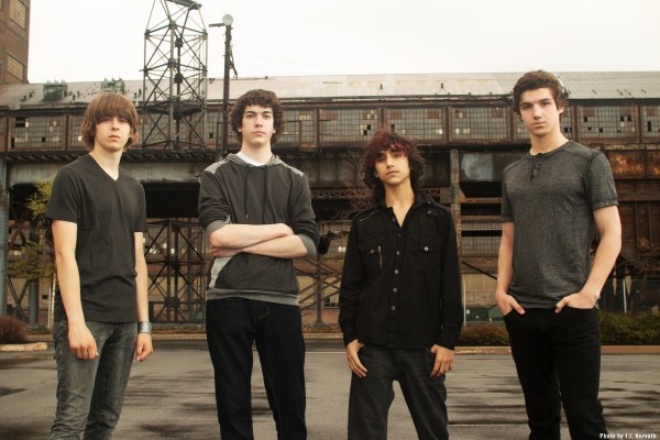 Band Photo - Next To None (1)