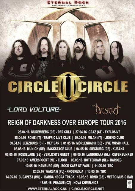 Circle II Circle Tour